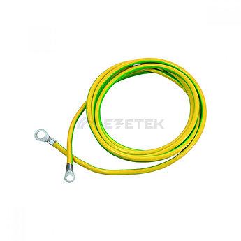 Провод заземления гибкий 16 кв. мм х 1 м