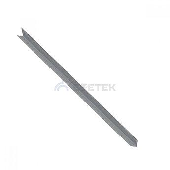 Уголок стальной оцинкованный для заземления 50х50х5 3м