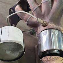 Ремонт, замена и удаление катализаторов