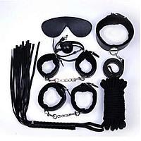 БДСМ набор 7 предметов, Черный