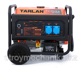 Бензиновый генератор 8 кВт TARLAN T-11000EA Uni Power