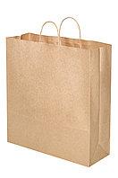 """Бумажный крафт пакет с ручками """"Макси-2"""" 41/14/43см"""