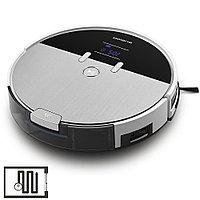 Робот-пылесос PVCR 0930 SmartGo (POLARIS),черный/серебристый