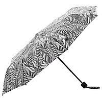 Зонт КНЭЛЛА  черный/белый IKEA, ИКЕА