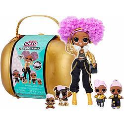 Эксклюзивный семейный набор L.O.L OMG 24K DJ Family Dolls