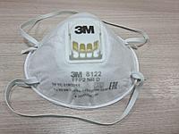 Респираторная маска 3М с клапаном