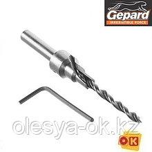 Сверло для мебельных стяжек (конфирматов) 7х50 мм GEPARD