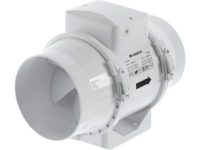 Вентилятор VENTS 125 ТТ D125 11720580 белый