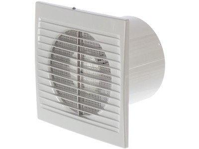 Вентилятор VENTS Д125 D125 14278214 белый