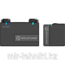 Беспроводная микрофонная система Hollyland Lark 150 SOLO Black
