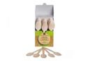 ЭкоПриборы деревянная одноразовая, бумажная