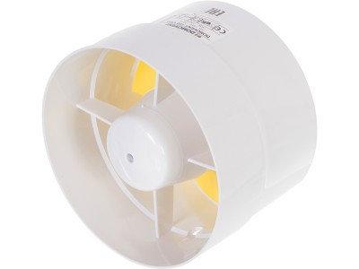 Вентилятор Домовент 150 ВКО D150 14334790 белый