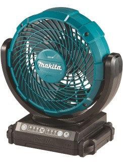 Вентилятор Makita CF101DZ черный-зеленый