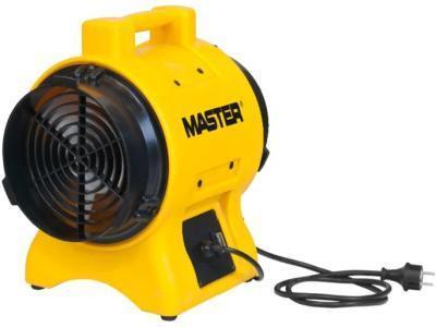 Вентилятор Master BL 4800 желтый