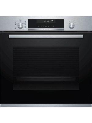 Духовой шкаф Bosch HBG538ES6R черный