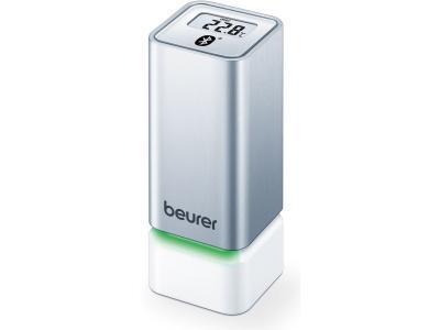 Цифровая метеостанция Beurer HM55 серебристый