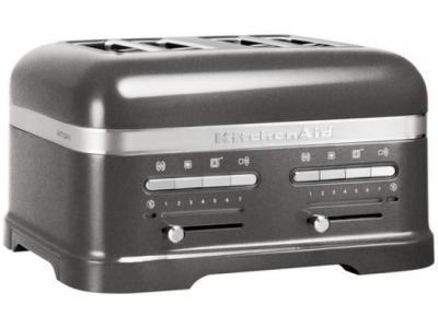 Тостер KitchenAid Artisan 5KMT4205EMS серебристый