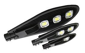 LED уличные консольные светильники на столб