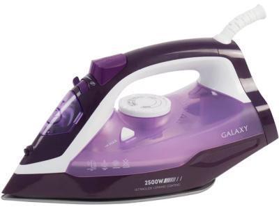 Утюг Galaxy GL6124 фиолетовый