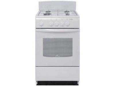 Кухонная плита De Luxe DL 5040.34 Г (Щ) 000 белый