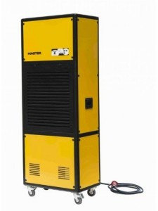 Осушитель воздуха Master DH 7160 желтый