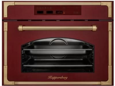 Пароварка Kuppersberg RS 969 BOR красный