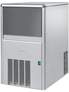 Льдогенератор Smeg FGS23PW серебристый