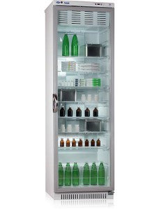 Холодильник Pozis ХФ-400-3 серебристый