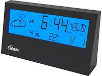 Цифровая метеостанция Ritmix CAT-044 черный