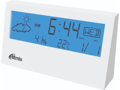Цифровая метеостанция Ritmix CAT-044 белый