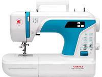 Швейная машина Chayka New Wave 4030 белый-синий