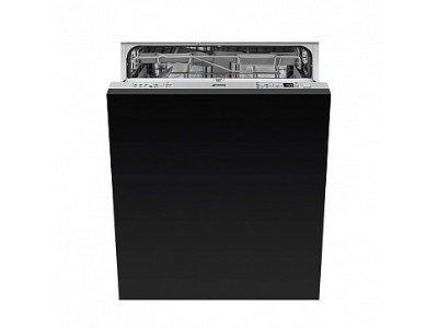 Посудомоечная машина Smeg STL62335LFR черный