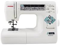 Швейная машина Janome Art Decor 724E белый