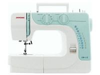 Швейная машина Janome GR-12 белый