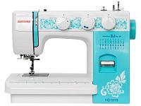 Швейная машина Janome HD1019 белый-голубой