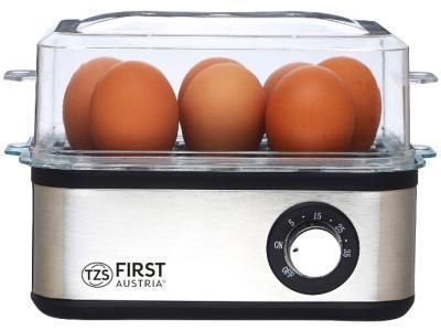 Яйцеварка First FA-5115-3 серебристый