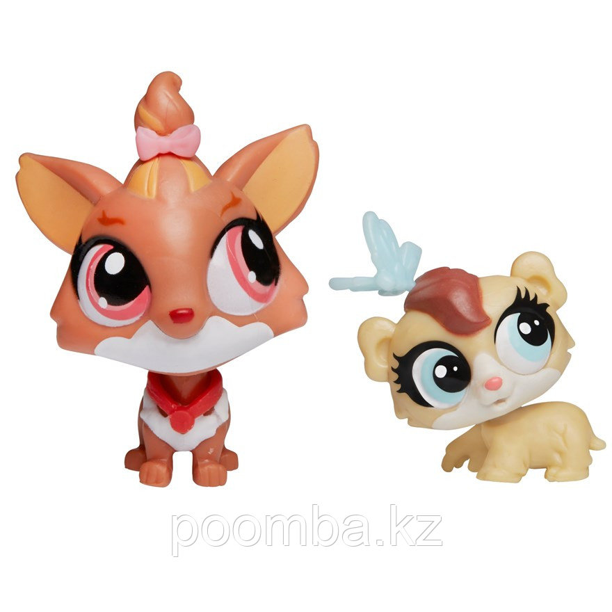 Littlest Pet Shop и ее малыш - Benson Detwyler