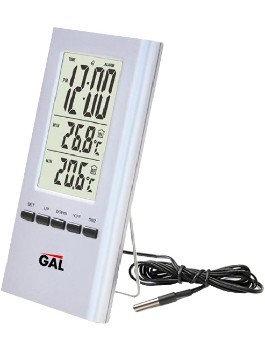 Цифровой термометр GAL WS-1500 белый