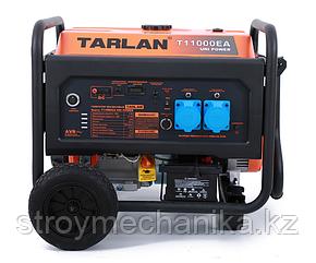 Генератор бензиновый 8 кВт TARLAN T-11000TE Twin Power ( 380В-220В )