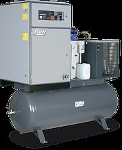 Витовой компрессор MONSUN 11 S, ресивер 500л, производительность 1480 л/м, давление 10 Бар,  Blitz (Германия)