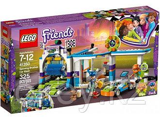 LEGO Friends: Автомойка 41350