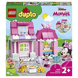 LEGO Duplo: Дом и кафе Минни 10942