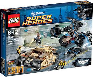 LEGO DC Super Heroes: Погоня за Бэйном 76001