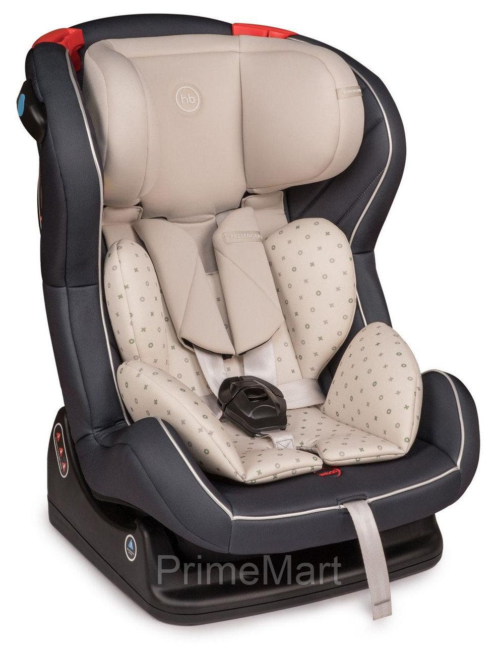 Автокресло Happy Baby Passenger V2 Graphite
