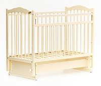 Кровать детская Bambini Классик M 01.10.11 Слоновая кость