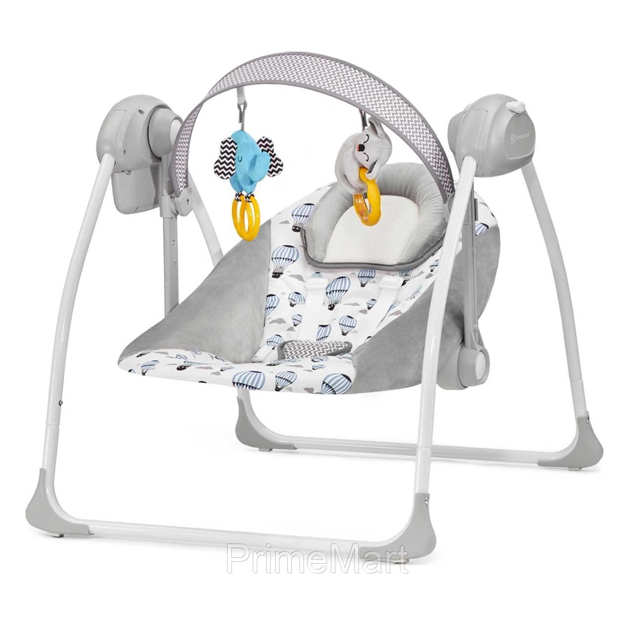 Кресло-качалка Kinderkraft FLO Mint