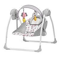 Кресло-качалка Kinderkraft FLO Pink