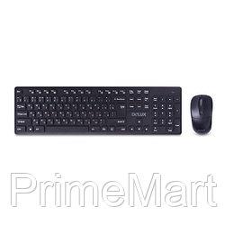 Комплект Клавиатура + Мышь Delux DLD-1505OGB