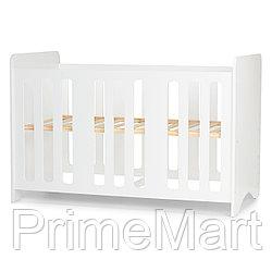 Детская кроватка Kinderkraft STELLO White