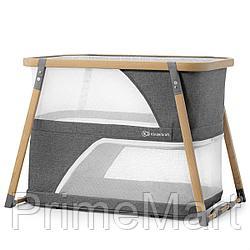Кроватка-манеж 4в1 Kinderkraft SOFI Grey